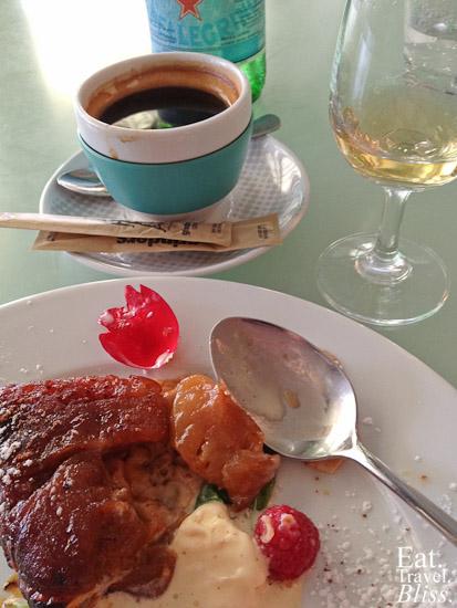 Bistro Rivage - dessert