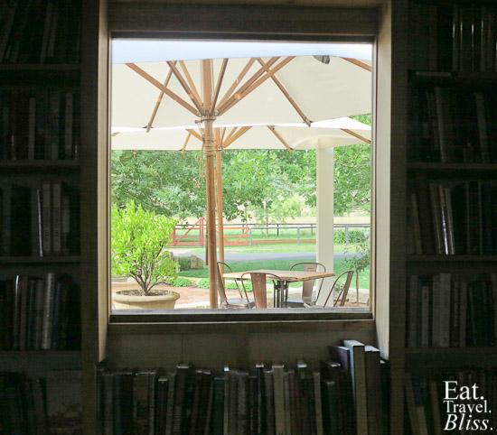 Berkelouw Kitchen - window view