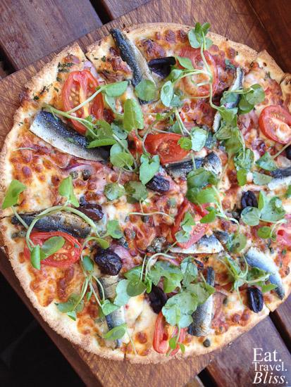 Hugos - anchovies