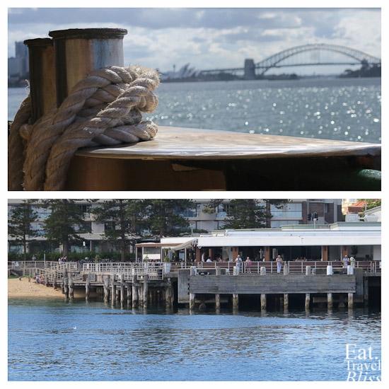 Hugos - ferry