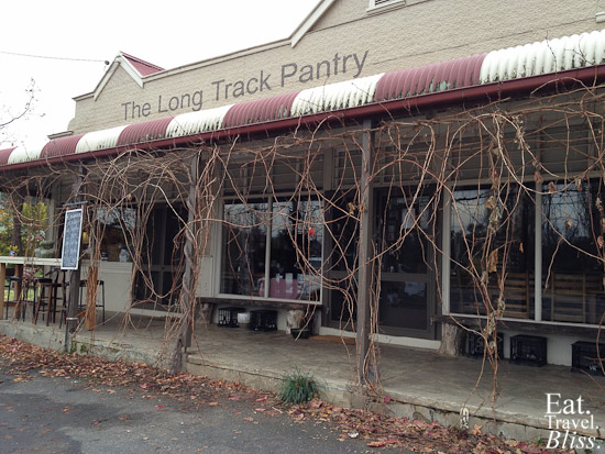 Long Track Pantry Jugiong