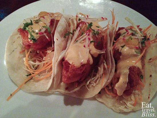 Mexicano - fish tacos