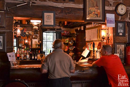 St Albans - bar