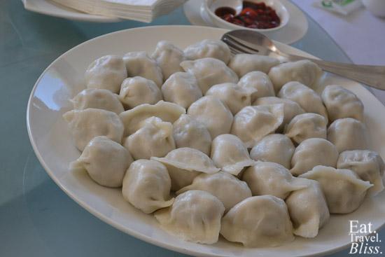 Mr Chow's Beef Dumplings