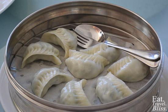 Mr Chow's Dumplings