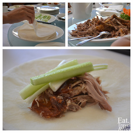Mr Chow's Peking Duck