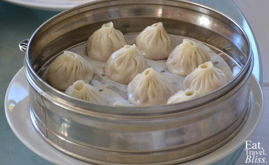 Mr Chow's Soup Dumplings