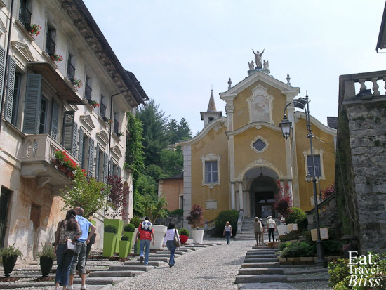 Orta - church