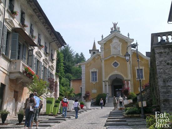 Orta - church