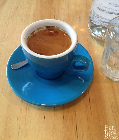The Baron - coffee