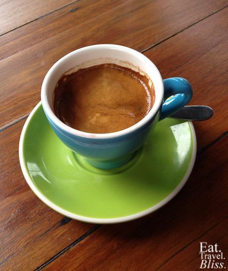 Dose - coffee